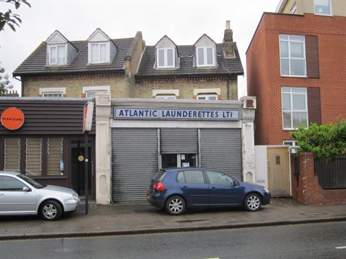 FORMER LAUNDERETTE IN WIMBLEDON LET ON BEHALF OF LANDLORD