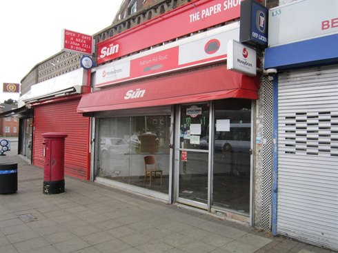 FINAL RETAIL PREMISES LET IN PARADE IN ASHFORD