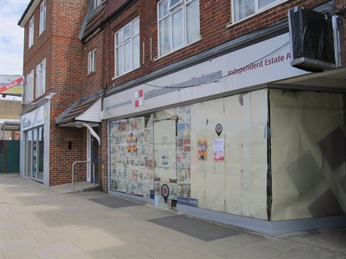 COMMERCIAL PREMISES LET IN WHITTON