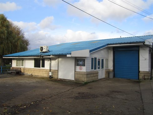 GOOD DEMAND FOR INDUSTRIAL PREMISES