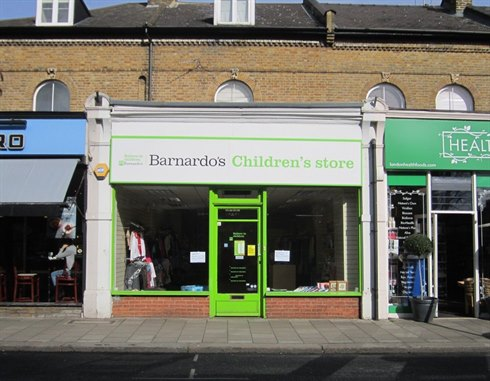Prime retail unit let in Teddington Broad Street