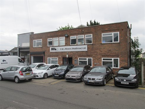 Freehold Sale of Industrial Unit