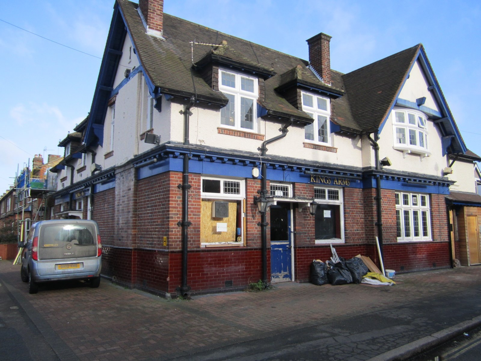 The Kings Arms, 40 Albion Road,, TW2 6QJ