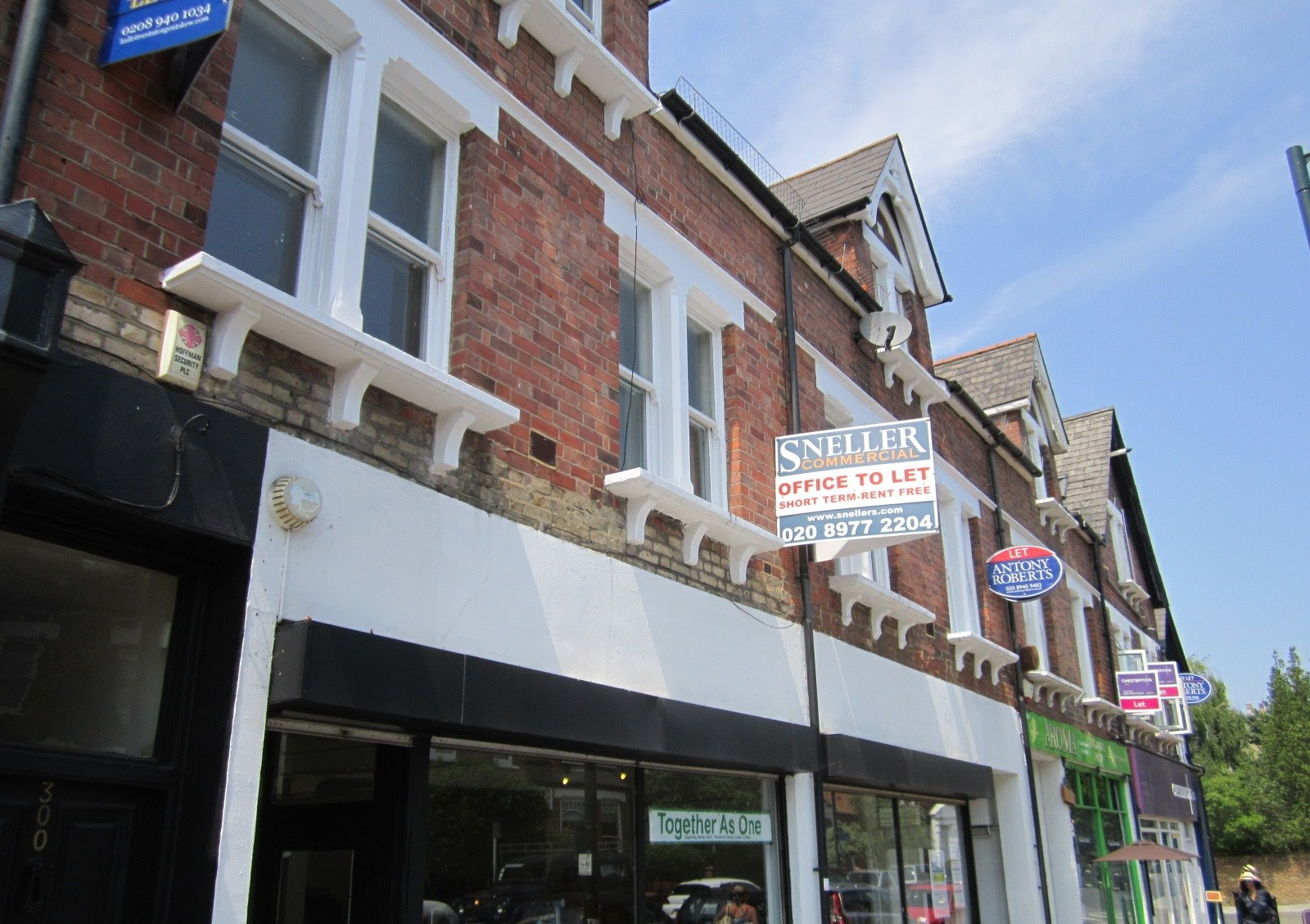 First Floor, 300 - 302 Sandycombe Road, TW9 3NG